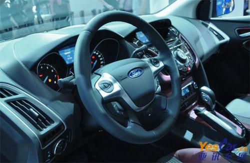 一致信赖 6款12万左右好口碑紧凑型车导购 -福特新福克斯高清图片