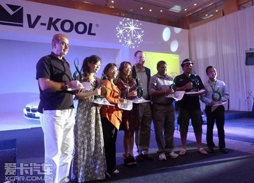 威固中国获得全球最佳绿色市场营销活动奖