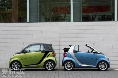 2011款smart 科比中国行smart 24小时即将启动 高清图片