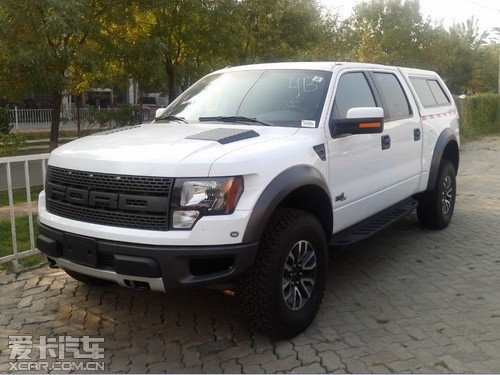 福特猛禽f150 高清图片