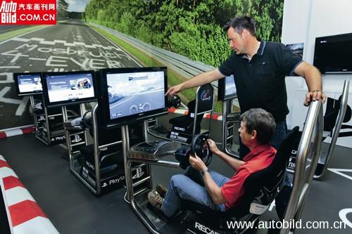 一场不可能的决赛 虚拟游戏与真实赛车