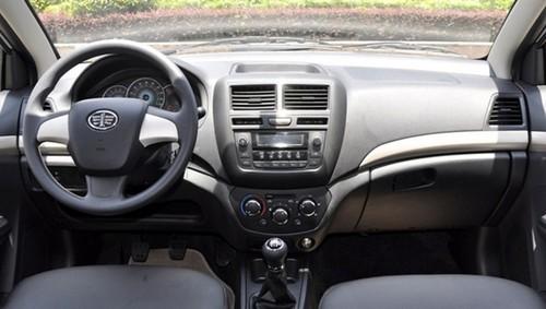 静态评测有型小车 威志v5高清图片