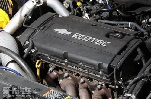 改装雪佛兰科鲁兹 发动机加装涡轮增压高清图片