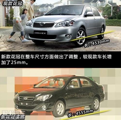 美东丰田2012新款花冠隆重登陆再续传奇高清图片