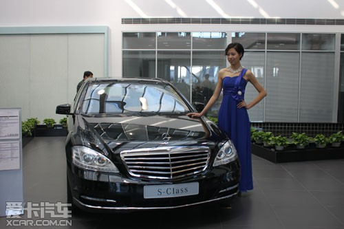 赤峰庞大之星盛装开业奔驰4S店荣耀起航图片