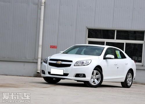 迈锐宝2012款 2.0 豪华版 白色现车优惠2.2万元高清图片