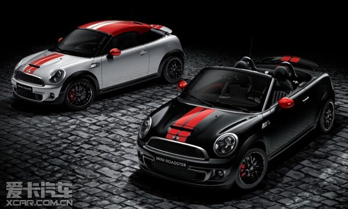 风中之子 mini coupe mini roadster 高清图片