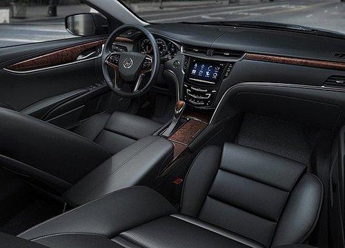 2013款凯迪拉克xts旗舰级轿车官图高清图片