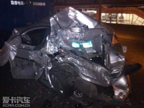 车辆报废 车主安全 雪佛兰乐风护主有道 高清图片