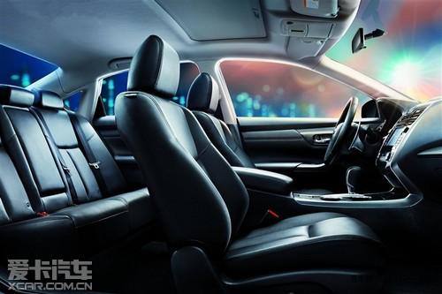 油耗7.3L.新世代天籁采用全新一代QR25DE发动机+全新一代智能图片