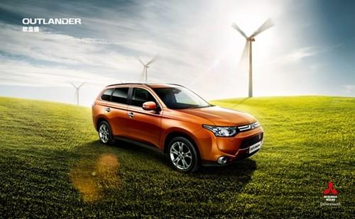 全新欧蓝德的ECO模式并不像某些品牌车型上的ECO模式仅仅是个摆高清图片