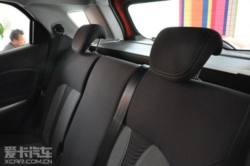 长安福特小型SUV翼搏湖州到店实拍高清图片