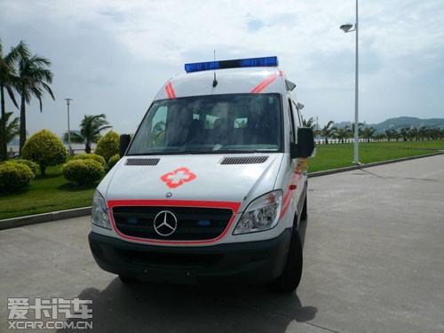 福建/奔驰Sprinter(凌特)324负压监护型救护车...