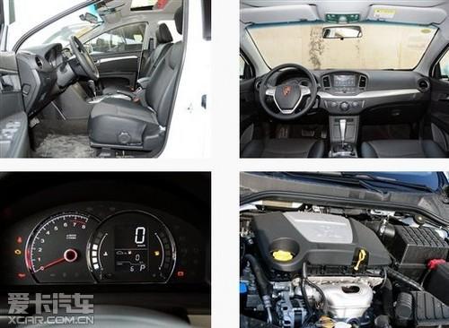 手动挡车型配备了手动空调,而自动挡车型则是自动恒温空调,竖状和圆形