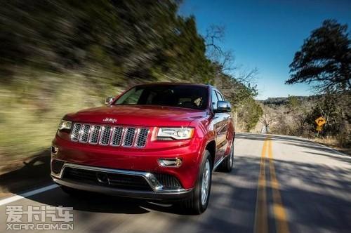 jeep大切诺基高清图片