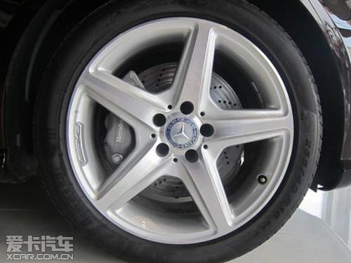 万商名车2013款奔驰cls350猎装版鉴赏 高清图片