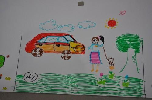 艺术节绘画作品_初中艺术节绘画作品图片