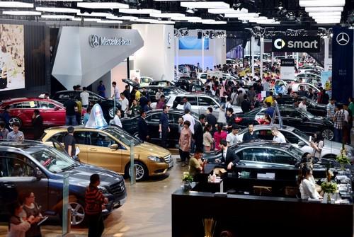 青岛国际车展秋展举办地位于崂山区金融中心地带—&mdash