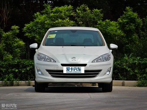东风标致CNG双燃料车型408 308正式上市高清图片