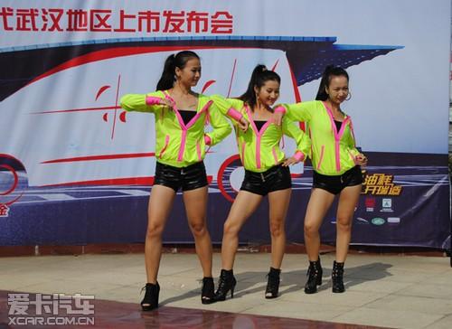 颠覆行业标准 开瑞优雅2代武汉上市会 高清图片