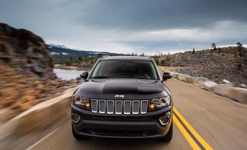 jeep指南者-做Jeeper 最低首付仅4.4万元 贷我回家