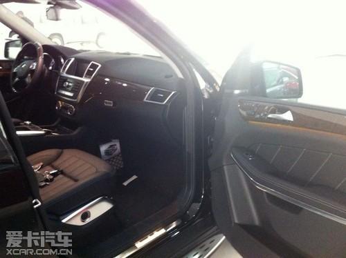 2014款奔驰GL350 天津港现车欢乐钜惠价