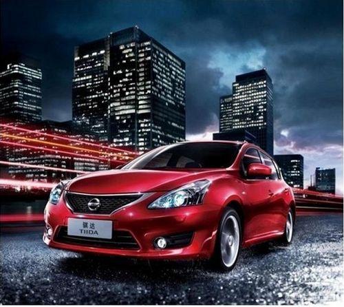 车型的亲睐,这一切都推动着两厢车市场的迅猛发展.东风日产高清图片