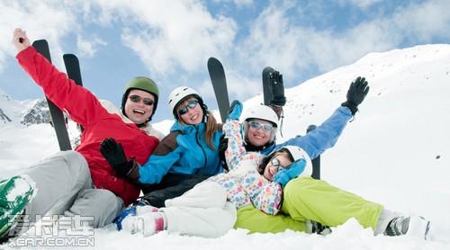 威海高教之旅-塔山滑雪场欢乐滑雪季摄影大赛