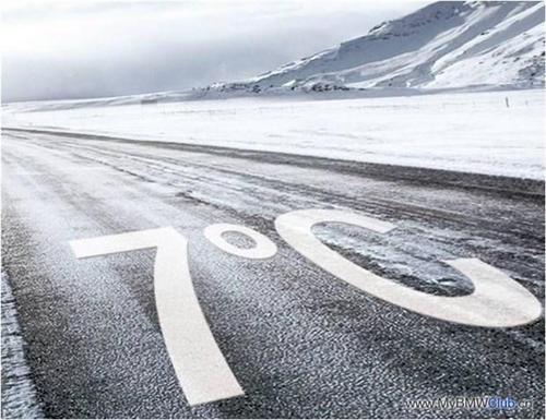 雪天路面行车安全驾驶宝马的操控技巧!