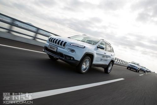 新一代城市suv jeep自由光 新宏新 高清图片