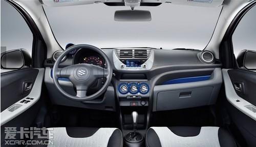 长安铃木新奥拓引领微车市场价值风范高清图片