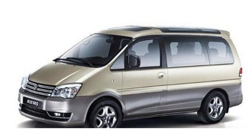 菱智   m5是风行菱智面向中级商务车市场推出的全能商务车,高清图片