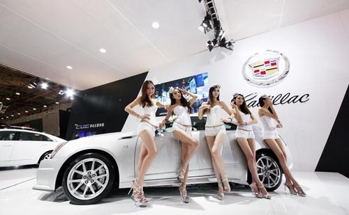 青岛国际汽车工业展览