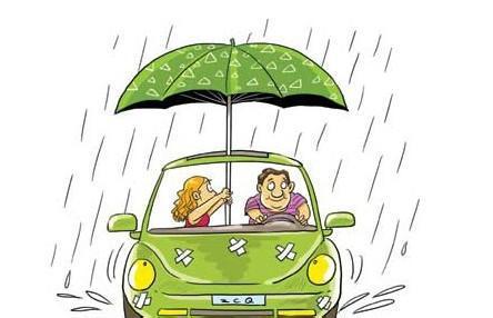 汽车保养常识:雨季汽车保养维修小常识