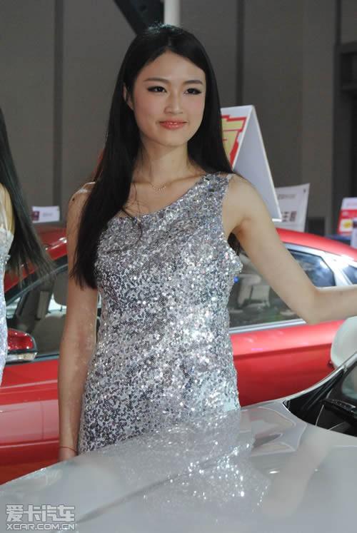 2014第十三届青岛国际车展模特集萃