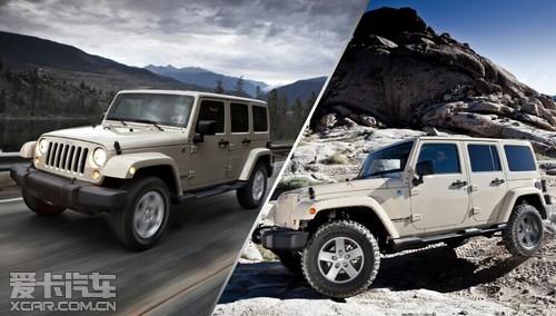 Jeep牧马人教你如何选择柴油版和汽油版