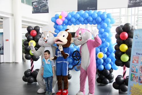 新疆利星行 六一儿童节