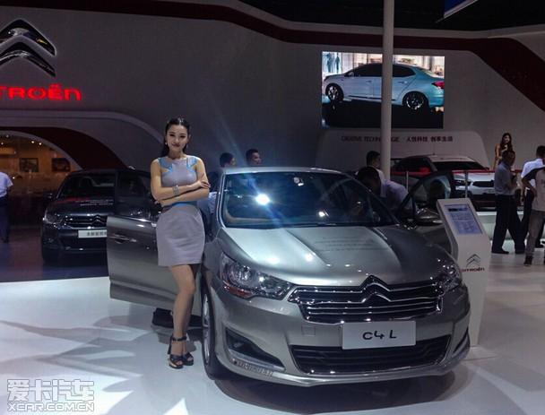 东风雪铁龙全系车型 亮相重庆国际车展