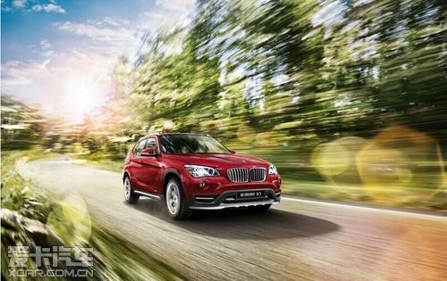 年轻SUV 新款 BMW X1 已正式上市高清图片