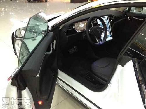 进口特斯拉电动汽车14款巅峰优惠暴促中高清图片