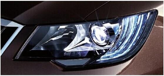 速派在照明技术上的优势有力保证了行车安全.new superb速高清图片