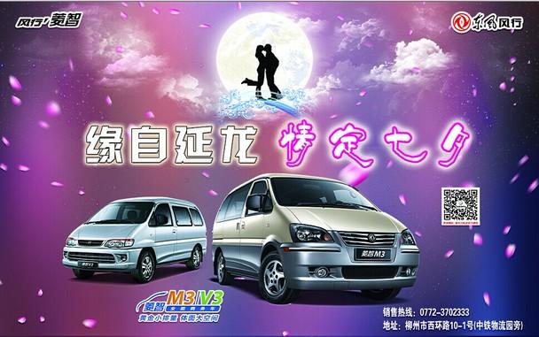 菱智 风行汽车高清图片