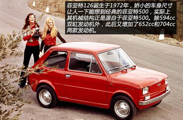 汽车梦铸百年辉煌 菲亚特历史回顾 4 高清图片