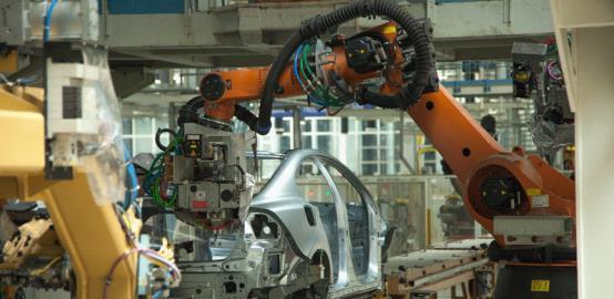 2014沃尔沃成都工厂之旅即将开启高清图片