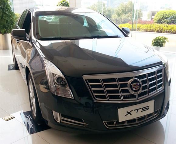 六大理由让您选择豪华轿车凯迪拉克xts高清图片