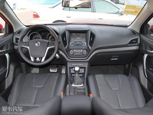 最美三厢车MG GT 上市会华丽上演高清图片