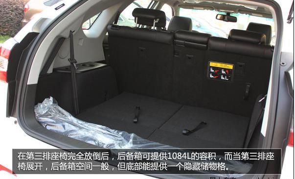 五座 七座怎么选 风神AX7对比比亚迪S7高清图片