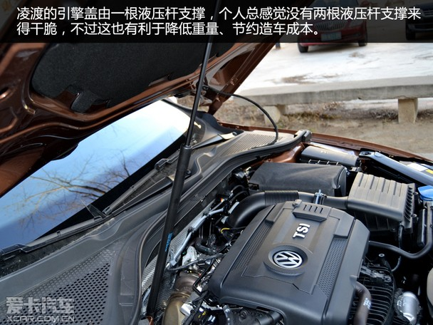 8t车型为第三代ea888发动机图片