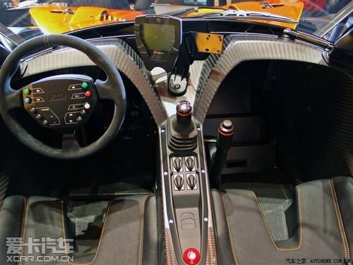 f1方程式赛车车架标准件_KTM公路版F1历史最快跑车 全球限量发售_爱卡汽车