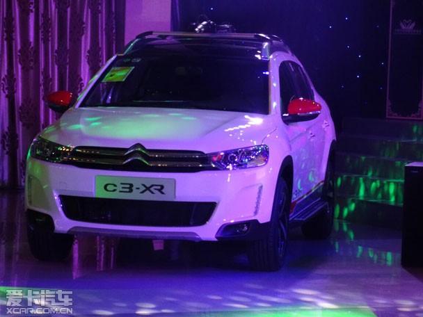 UV新风范东风雪铁龙C3 XR晋中上市高清图片